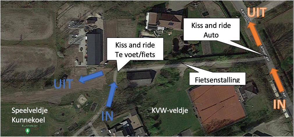 Route KVW